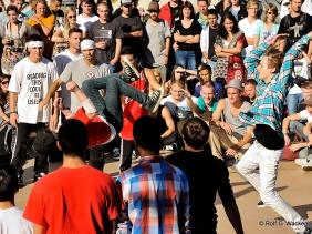 Breakdance, Foto/Copyright: Rolf G. Wackenberg