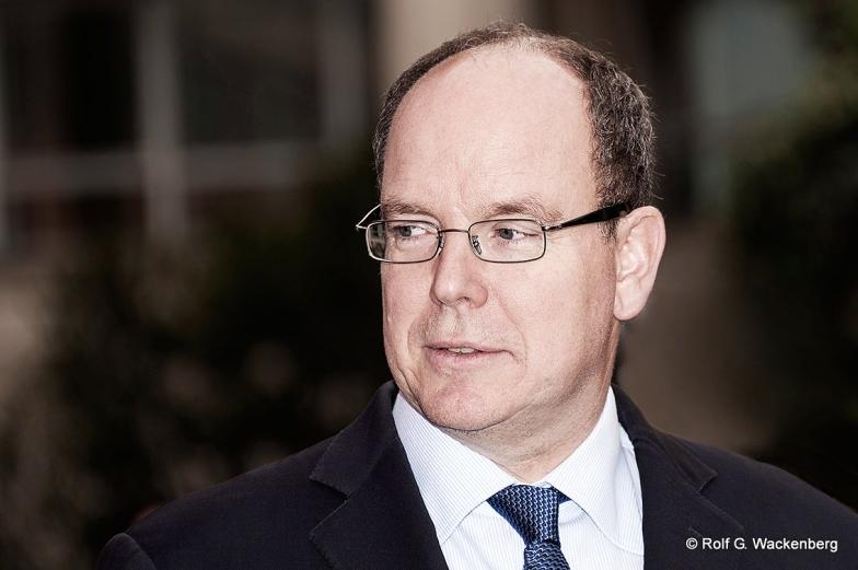 Albert II. von Monaco, Foto/Copyright: Rolf G. Wackenberg
