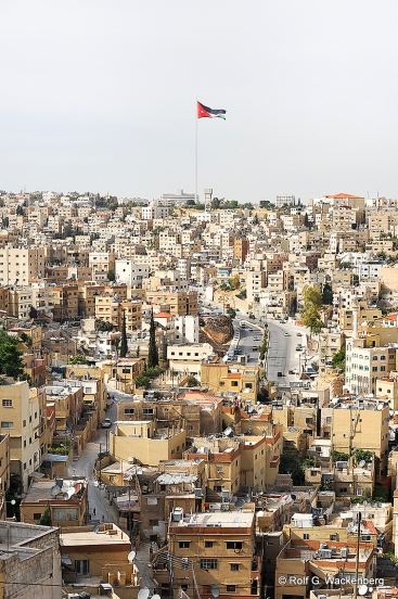 Amman, Jordanien, Foto/Copyright: Rolf G. Wackenberg