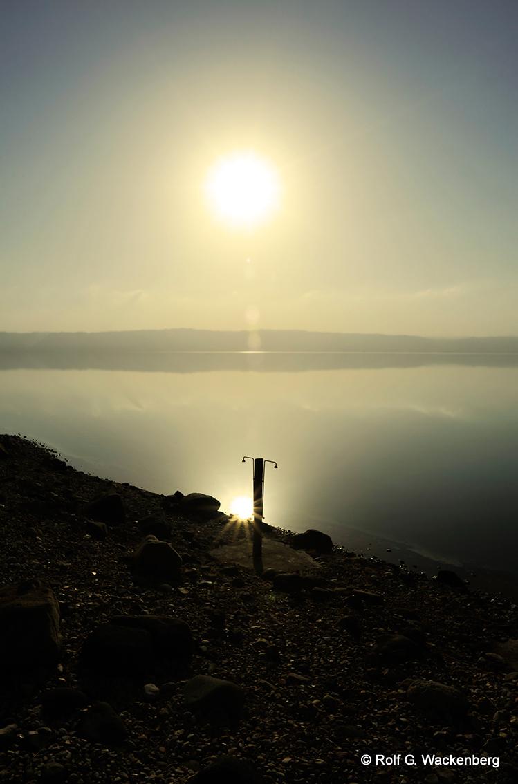 Totes Meer, Jordanien, Foto/Copyright: Rolf G. Wackenberg
