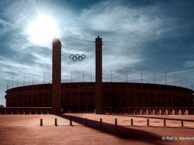 Olympiastadion Berlin, Foto/Copyright: Rolf G. Wackenberg