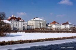 Schloss Nymphenburg, Foto/Copyright: Rolf G. Wackenberg