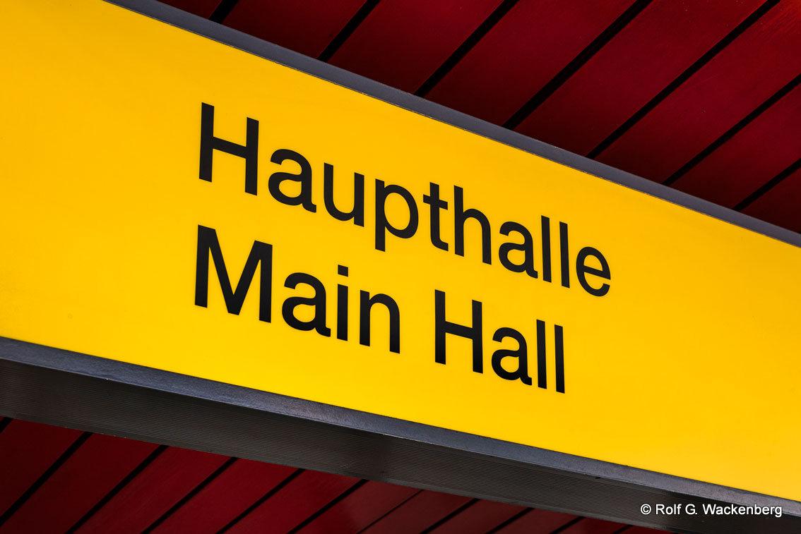Flughafen Berlin-Tegel, Foto/Copyright: Rolf G. Wackenberg